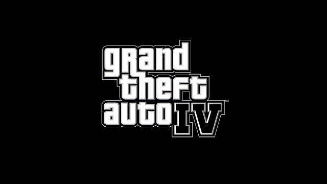 Grand Theft Auto 4 title screen