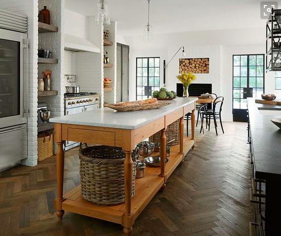 New House Kitchen Inspiration