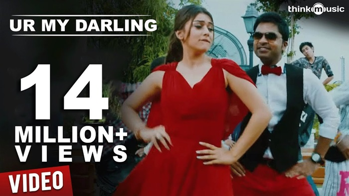 UR My Darling Video Song Download Vaalu 2015 Tamil