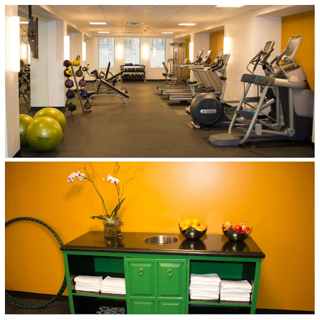Kimpton Pittsburgh Hotel Monaco - Fitness Center