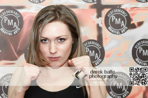 Aoife Murphy MMA Fresh Start Entertainment FSE Jay