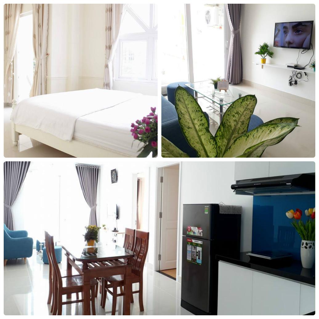 20 căn hộ Vũng Tàu cho thuê theo ngày giá rẻ, đẹp gần biển bãi Trước, bãi Sau