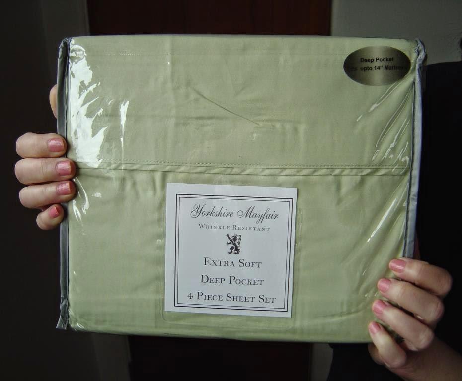 Yorkshire-Mayfair Luxury Microfiber Queen Sheet Set by L & Z Inc. jpeg