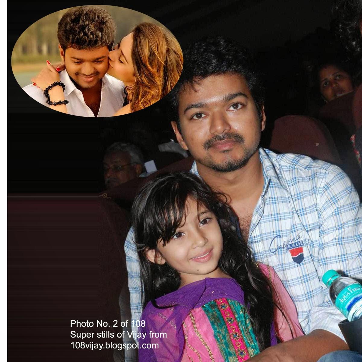 108 Vijay Childhood,Family and Shooting Spot Photos: Vijay