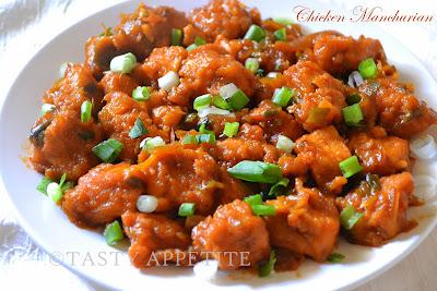 Chicken manchurian indo chinese dish forumfinder Choice Image