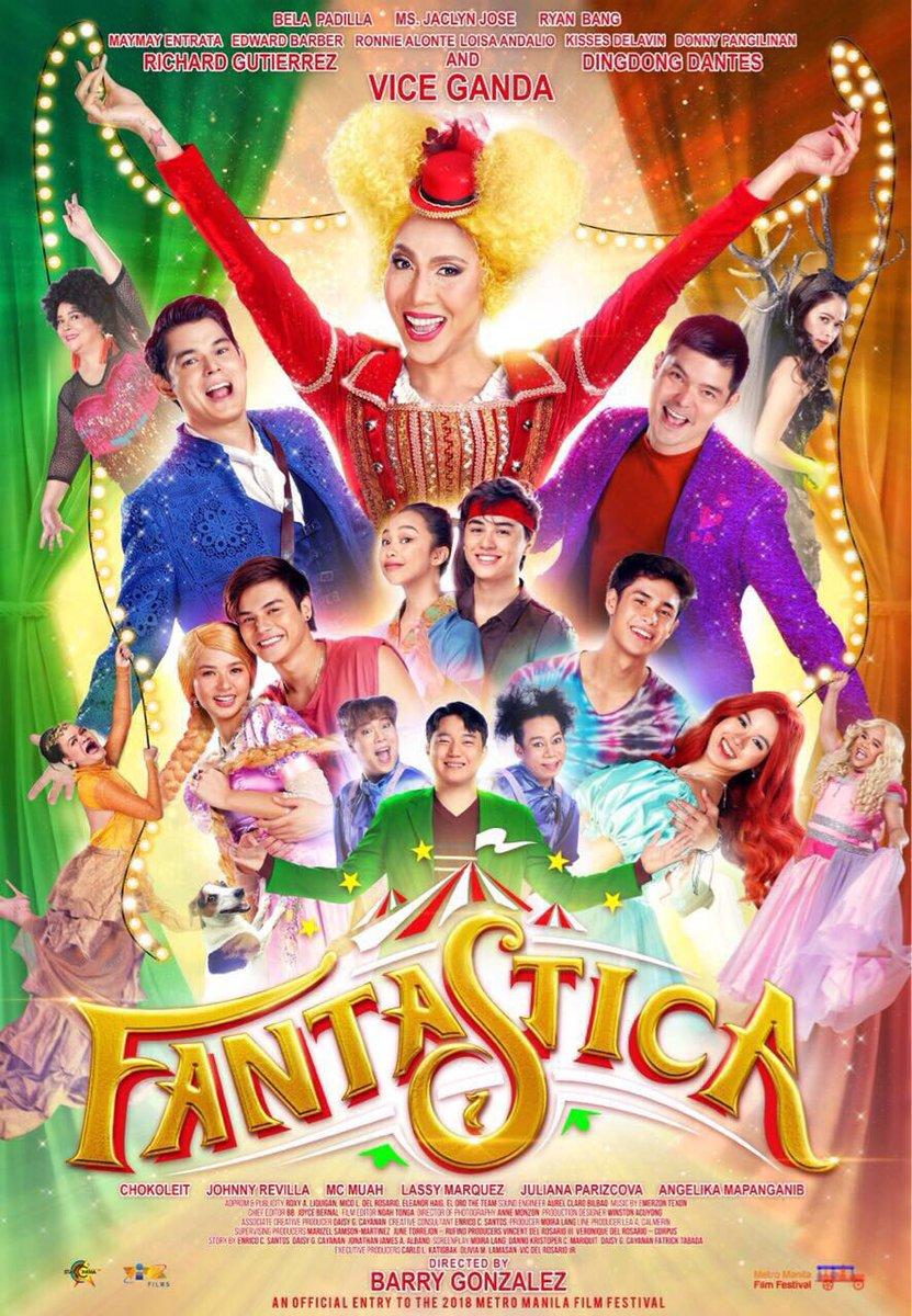 'Fantastica' Movie Review MMFF Vice Ganda