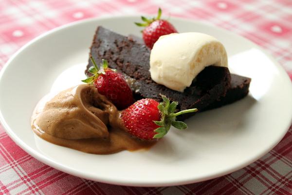 Lingote de chocolate intenso (sin gluten)