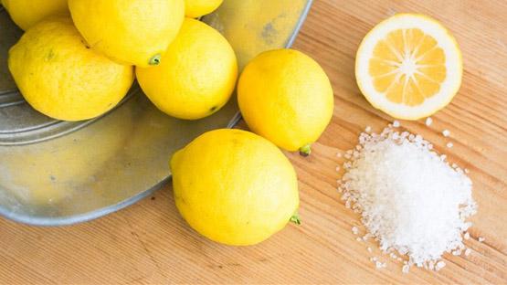 Cara Memutihkan Gigi Dengan Jeruk Nipis Dan Garam Dapur Cara