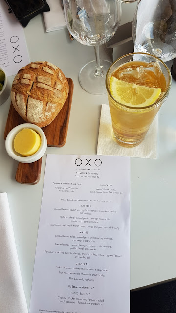 The Oxo Tower Restaurant Review - www.thatswhatilike.uk