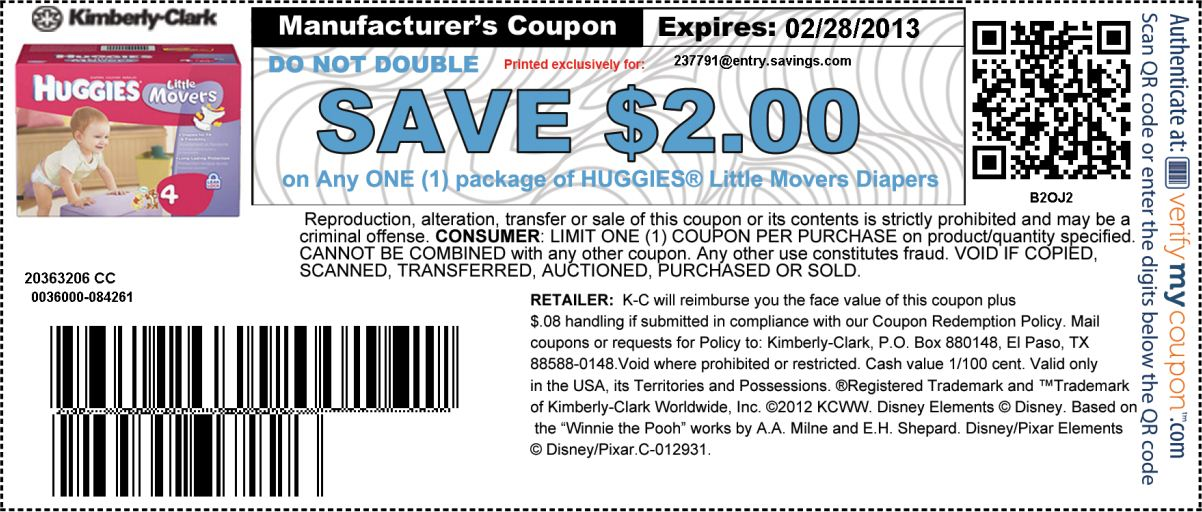 It's just a picture of Challenger Printable Coupons for Diapers