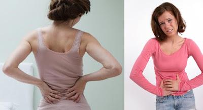 Cara Ampuh Mengobati Sakit Pinggang juga Sakit Perut Secara Alami