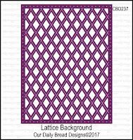 ODBD Custom Lattice Background Die