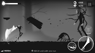 Stickman Run: Shadow Adventure Mod Apk v1.2.7 (Unlimited Money)