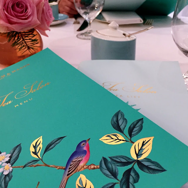London - Afternoon Tea at Fortnum and Mason, London, photo by modernbricabrac