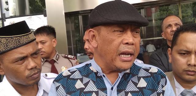 Eggi Sudjana Laporkan Presiden Jokowi dan Sri Mulyani ke KPK