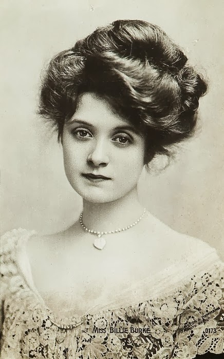 haircuts for faces paintings billie burke edwardian 1250