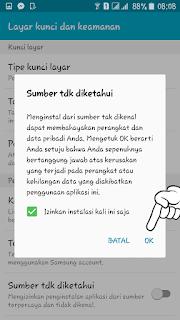 Cara Mengatasi Install Aplikasi Yang Terblokir Di Android Terbaru