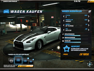 Game PSP Cso Iso Need for Speed Carbon Own the City