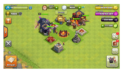 Download FHx Clash Of Clans Mod APK Unlimited Gems Free!