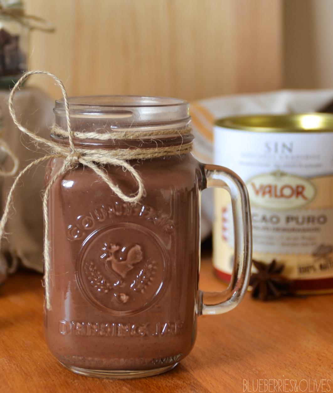Chocolate caliente especiado 2