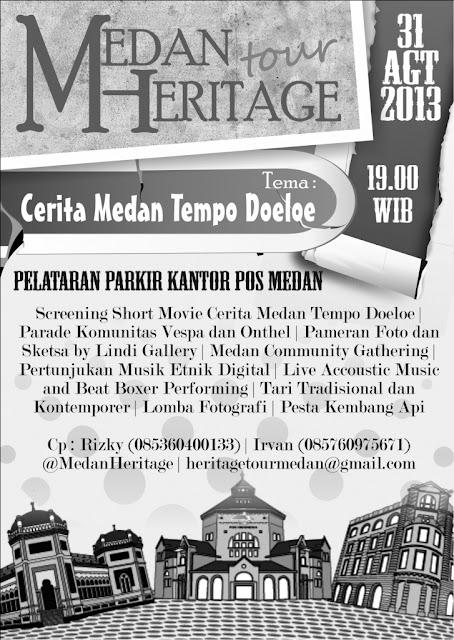 Cerita Medan Tempo Doeloe