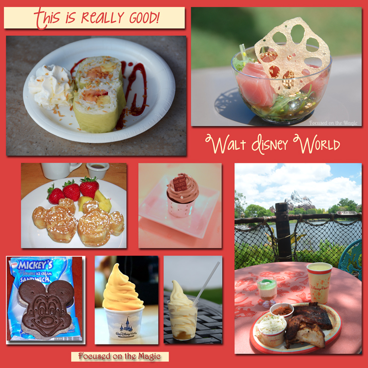 Food favorites Walt Disney World
