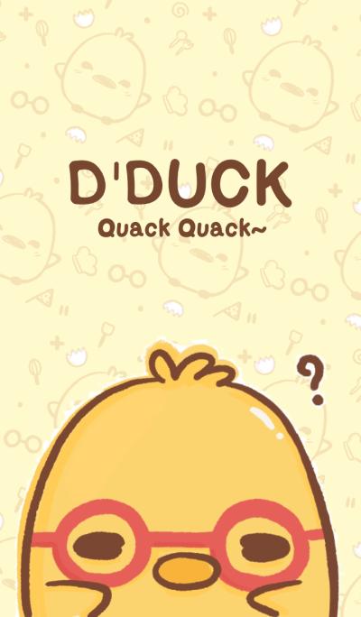 D Duck - Quack quack!!