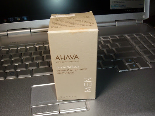 AHAVA Soothing After-Shave Moisturizer || Review