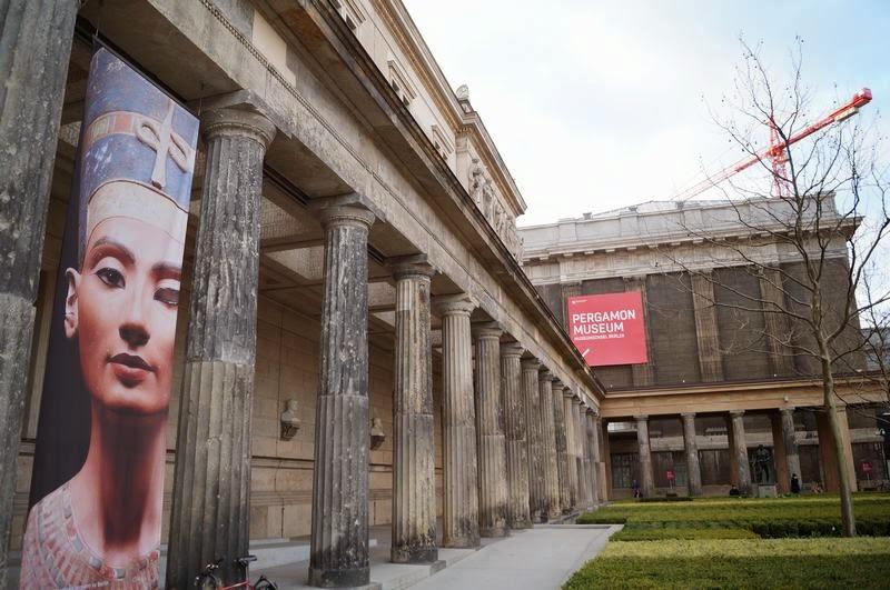 LA ISLA DE LOS MUSEOS