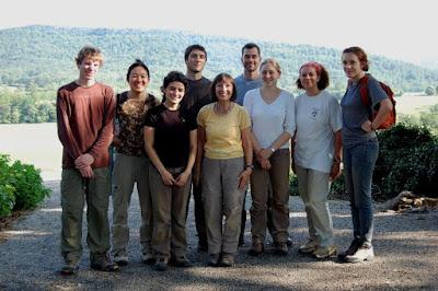 Archaeology Fieldschool 2010