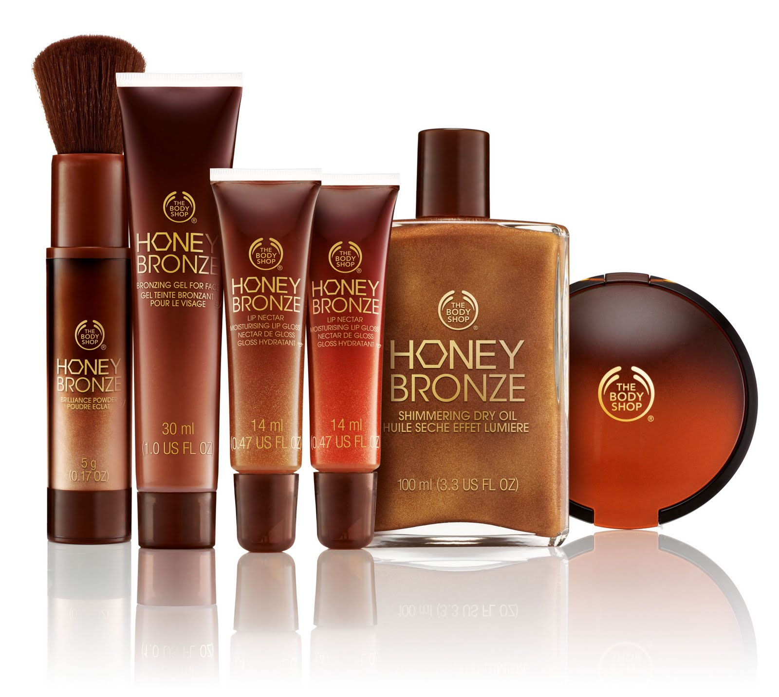 how to use honey bronze body shop