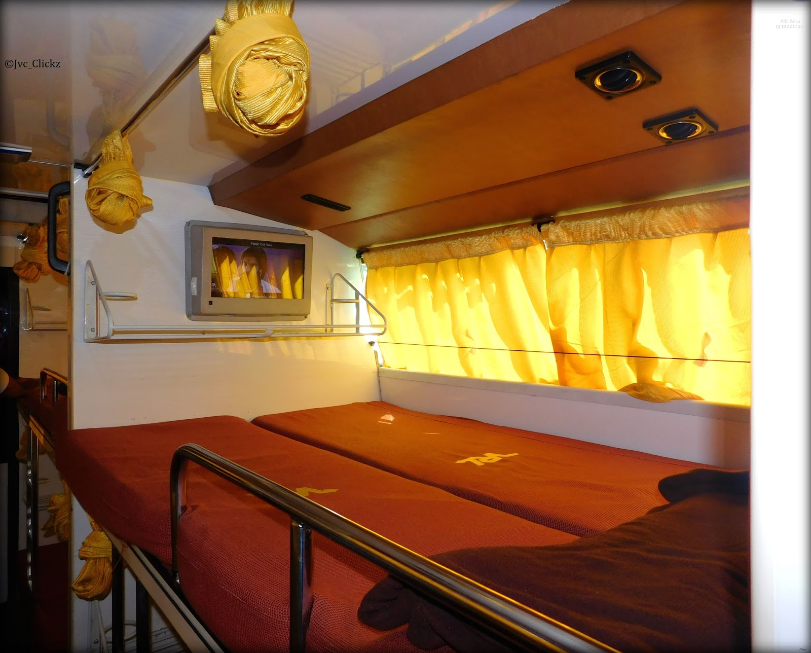 Volvo Sleeper Bus Interior Photos Brokeasshome Com