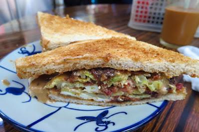 Yue Hing, sandwich
