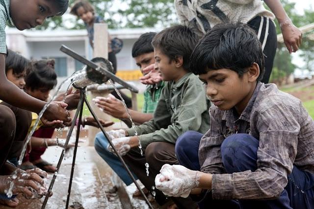 Hand Hygiene, Photo, UNDP, UNICEF India