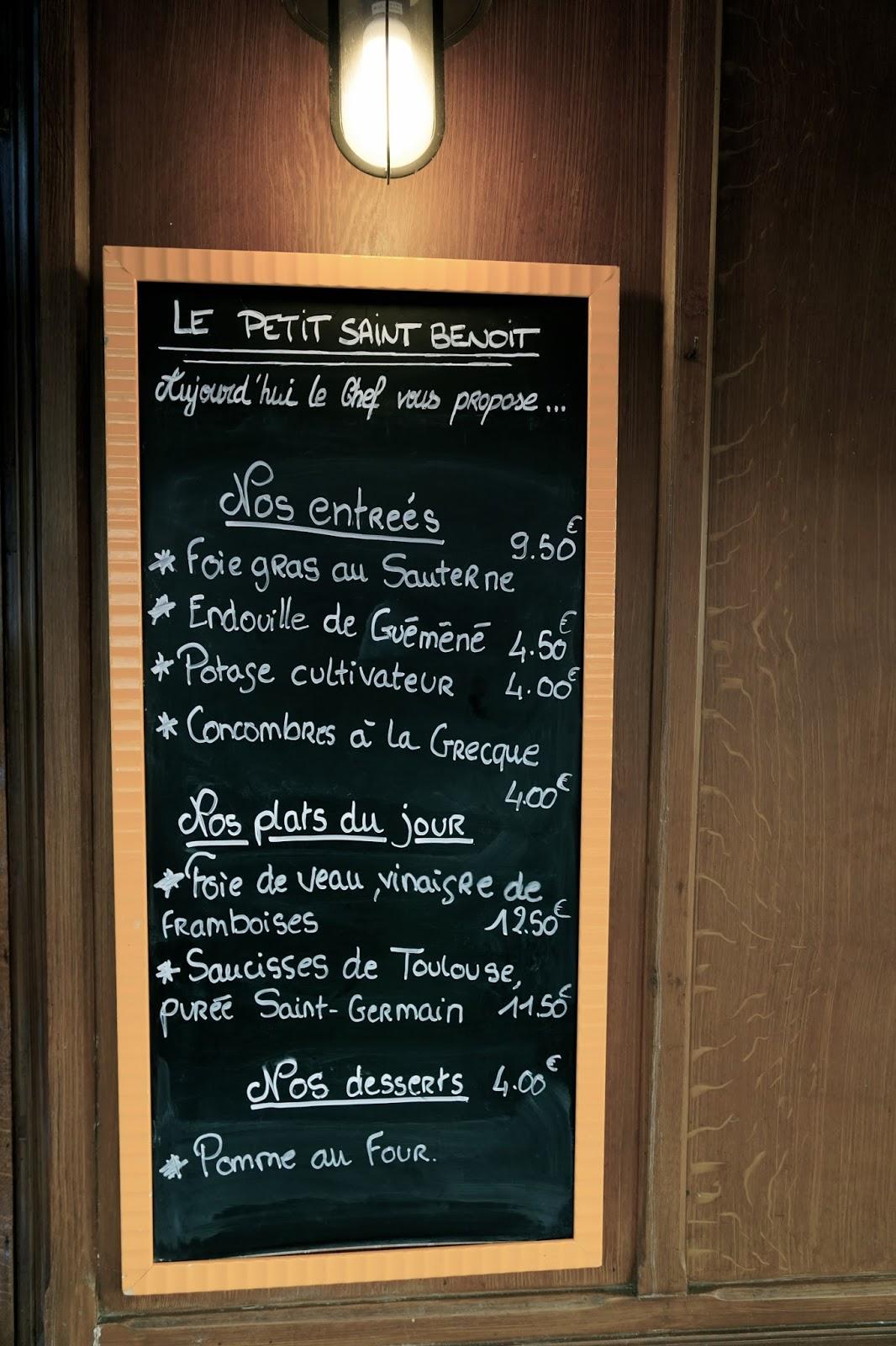 Le Petit Saint-Benoit