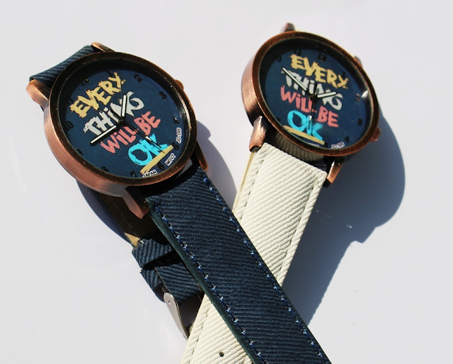 orologio Everything will be ok!