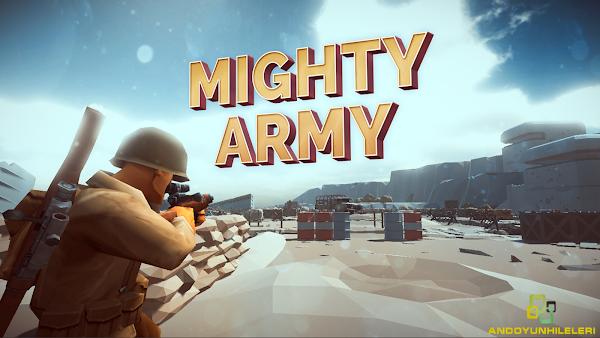 Mighty Army World War 2 v1.0.9 Hileli APK