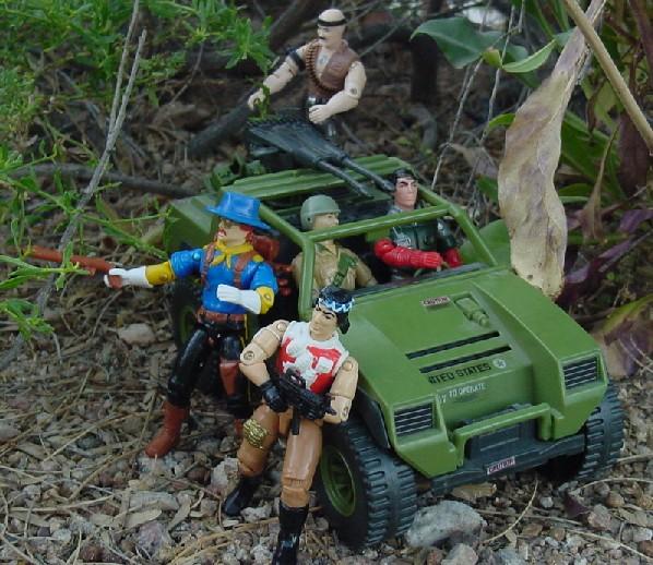 1993, Spirit, International Action Team, Mail Away, 1992 Wild Bill, 1982 VAMP, 2001 Gung Ho, Backstop, Plastirama, Argentina, Duke, 1984