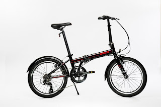 "EuroMini ZiZZO Via Lightweight 20"" 7-Speed Folding Bike, image, review features & specifications plus compare with EuroMini ZiZZO Campo"