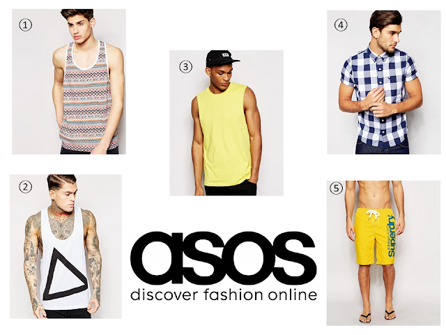 asos summer items wishlist