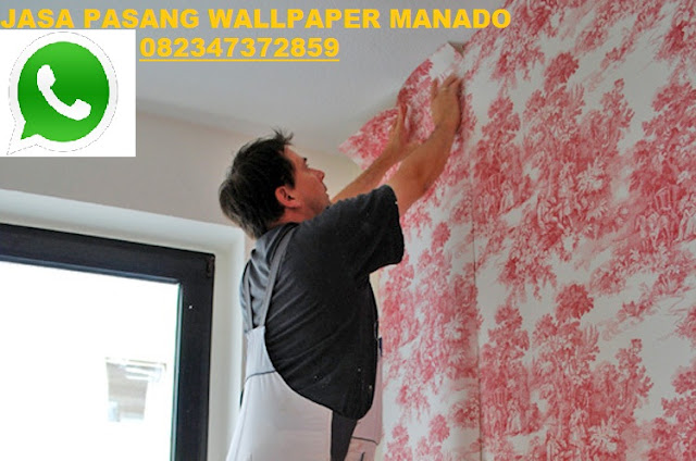 JASA PASANG WALLPAPER MANADO TERBAIK DAN TERMURAH