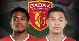 Dua Pemain Persib Bandung Resmi Pindah ke Badak Lampung FC