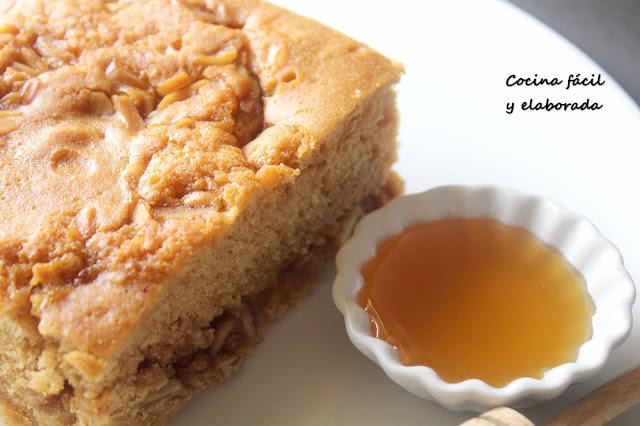 receta-de-bizcocho-de-miel-y-almendras