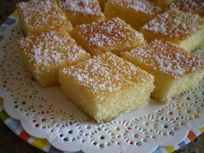 طريقة عمل الكيكة المبسبسة - كيك - الرواني - كيك اسفنجي