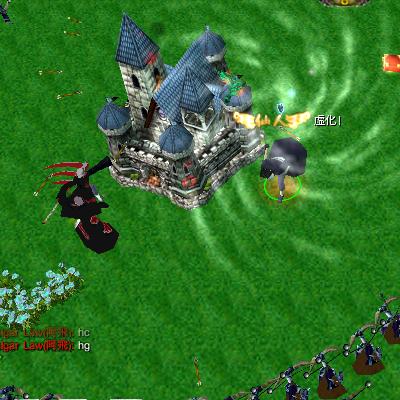 naruto castle defense 6.0 Space-Time Hollow