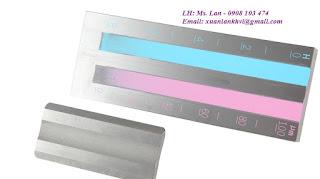 Thước đo độ mịn màng sơn BEVS giá rẻ
