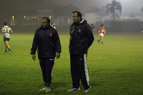 José Chavanne, entrenador del seleccionado tuucmano de rugby.