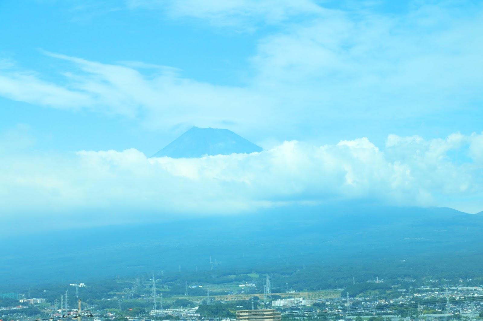 Travel Mount Fuji, Japan