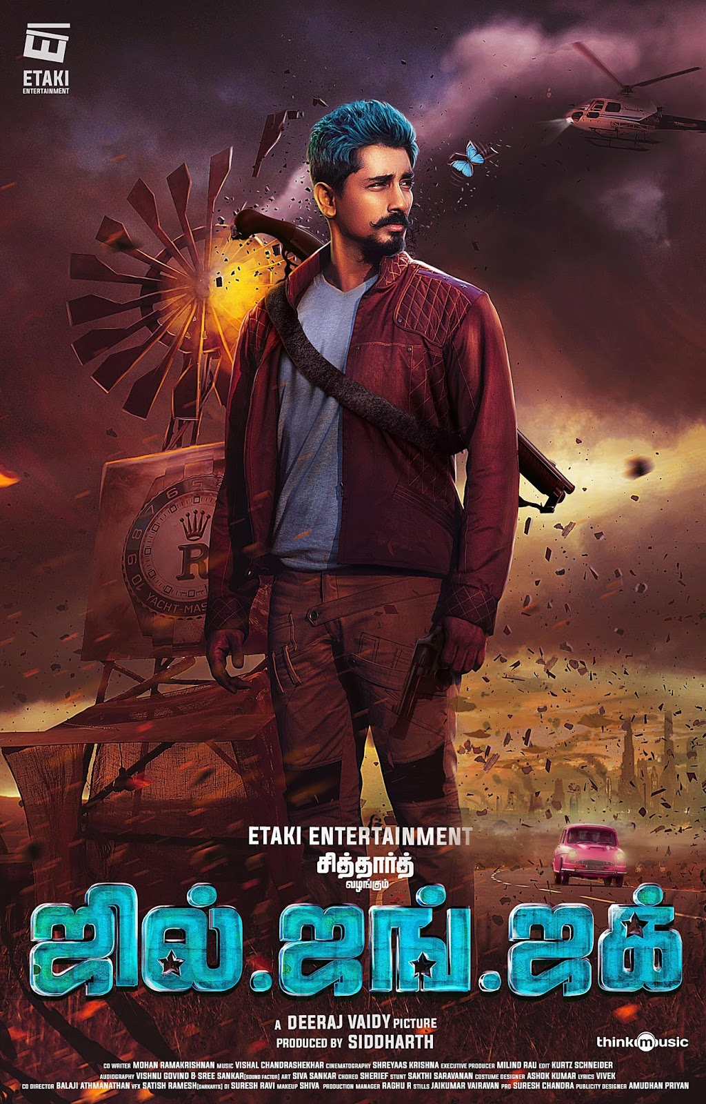 Announcement: Watch Jil Jung Juk (2016) DVDScr Tamil Full Movie Watch Online Free Download