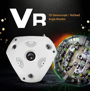 telecamera wireless ip camera 360
